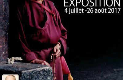 «Jean Lassale (1949-2015) , un costarmoricain sur les chemins du Tibet» Exposition au Centre Multimédia de Rostrenen