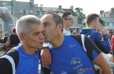 RUN de St Vaast la Hougue 2017