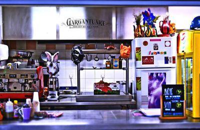 GARGANTU' ART LOVE SPOTS