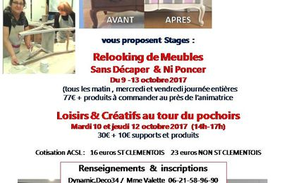 Ateliers & Stages