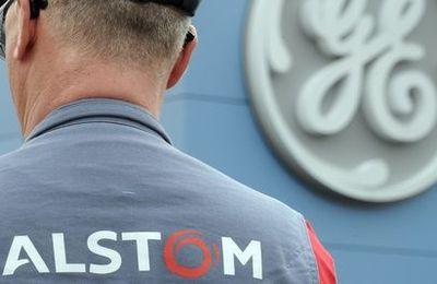Menace sur des centaines d'emplois à Alstom - General Electric