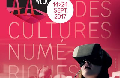 Digital Week à St Nazaire du 14 au 24 septembre 2017