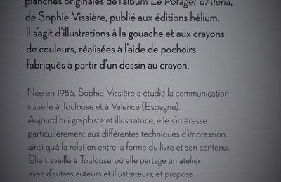 Partir en livre au Jardin du Musée Internationnal de la Parfumerie de Mouans Sartoux