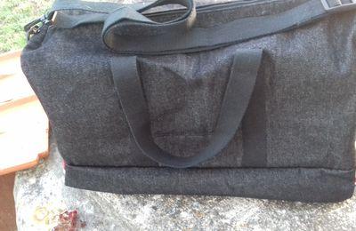 Un sac pour les vacances