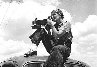 The migrant - Dorothea Lange 1937