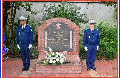 Journée Nationale d'Hommage aux Harkis-Dunkerque 25 09 2017