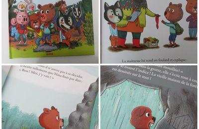 Hector et la chasse au trésor des éditions Auzou {#Chutlesenfantslisent}{#EditionsAuzou}{#Leblogdemamanlulu}