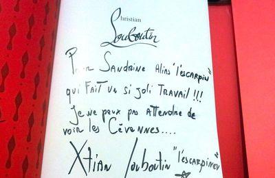 Christian Louboutin rencontre Lescarpin