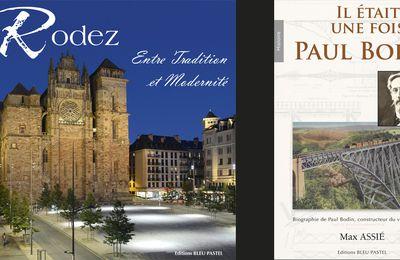 DEDICACES livres RODEZ et PAUL BODIN