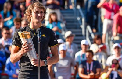 Masters 1000 de Montreal: Zverev poursuit son ascension