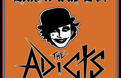 """CD review THE ADICTS """"And it was So!"""""""