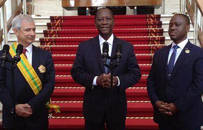 La nouvelle Constitution ou le testament de Ouattara