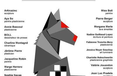 L'Escabeau Volant présente : Echecs et Art 2ème édition