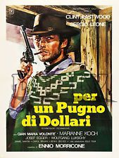 A FISTFUL OF DOLLARS -PER UN POGNO DI DOLLARI  -1964