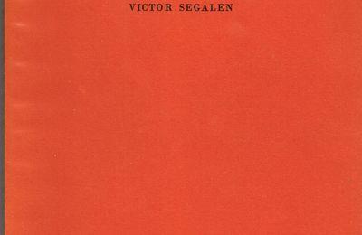 Le culte du bois (Victor Segalen: Briques et tuiles)