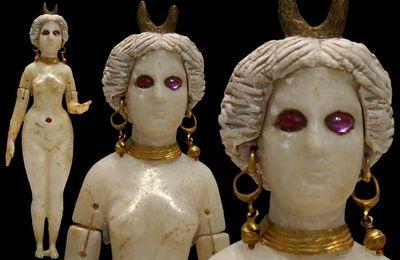 Mésopotamie, Gaulle et Moyen-Age : spiritualité & initiation des femmes, encore à construireau 21ème siècle ?