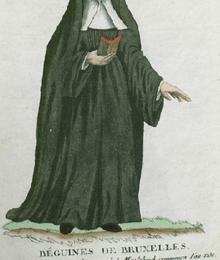 Les «visionnaires» béguines: les femmes mystiques au 13ème siècle contre l'église.