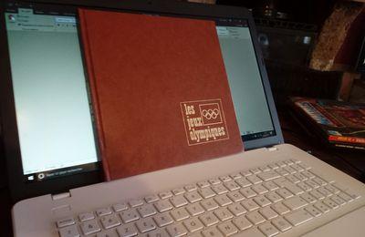 Chiner sa bibliothèque - saison 02 - épisode 30– du sens de l'olympisme d'antan