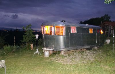 Airstream Folies… Belrepayre Retro Camping