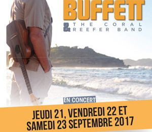 Jimmy BUFFETT with Sonny LANDRETH La Cigale 23/09/2017