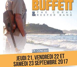 Jimmy BUFFETT with Sonny LANDRETH La Cigale 23/09/2017