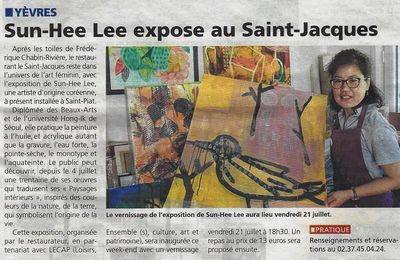 EXPO Sun-Hee LEE. On en parle