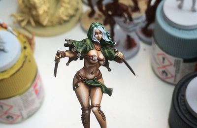Kingdom Death - Sunstalker (Pin Up""