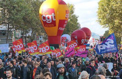 Toujours mobilisés pour défendre nos droits