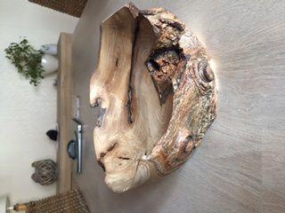 coupe en bois