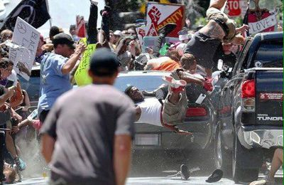 CHARLOTTESVILLE : UNE PHOTO QUI JUSTIFIE LA THÈSE DE L'ACCIDENT