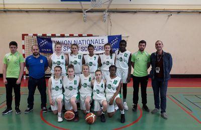 Basket : 8e du championnat de France