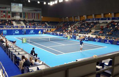 Sortie de l'AS à l'open de tennis d'Orléans