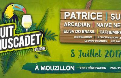 Bravo A Lydie D. et Romain S., Les 2 Gagnants du Concours Une Nuit En Muscadet