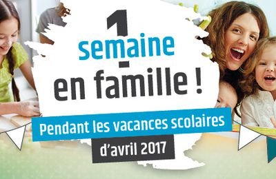 Animations centre socioculturel Rives de Loire - avril 2017