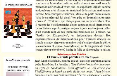 Bibliothèque Nucera à Nice -  Mercredi 12 Avril à 17 heures