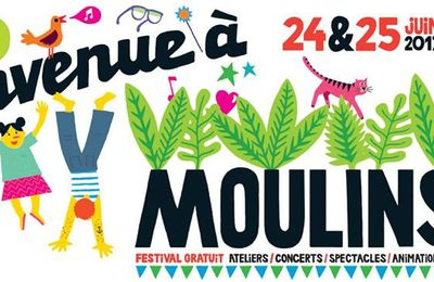 """ Bienvenue à Moulins n° 10 "" :"