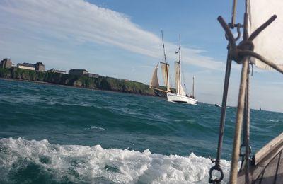 Un petit tour sur les îles Chausey à bord de l'Albatros