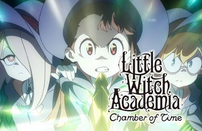 Little Witch Academia: Chamber of Time, le story trailer
