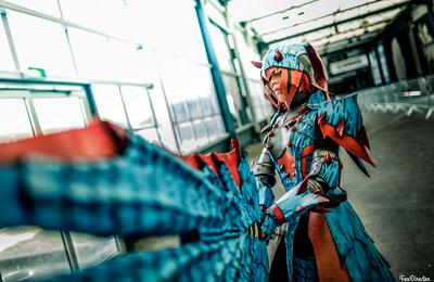 Vue sur sur la cosplayeuse : Snips Cosplay