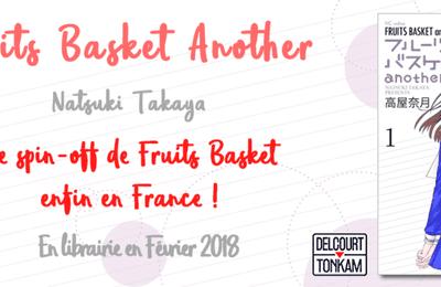 Le manga Fruits Basket Another annoncé chez Delcourt/Tonkam ! cc @DelcourtTonkam
