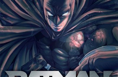 Le manga Batman & the Justice League annoncé chez Kana ! Cc @EditionsKana ‏