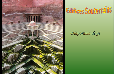 Edifices souterrains