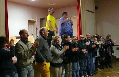 Album photo de la tournée Barrez la Différence en Eure et Loir