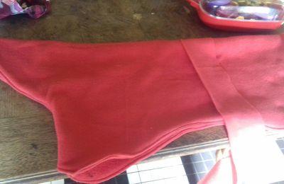 Don de tissus polaire pour la fabrication des manteaux des refuges