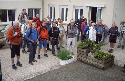 Séjour au Treh organisé par les AN de Mulhouse
