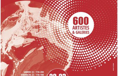Participation au Business art / Art shopping les 22 et 23 octobre 20162016