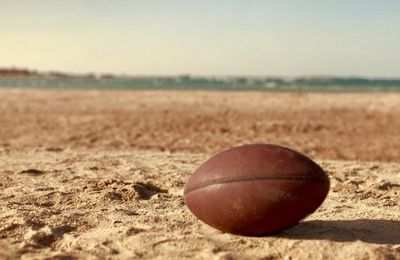 Beach rugby contre Agen