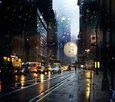 La pluie, les haïkus de Lenaïg