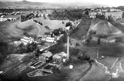 Mémoire des  mines du Bassin de Brassac les Mines Frugères