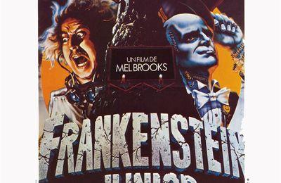 Vendredi 20 octobre, de la drolerie pour ouvrir la saison : Frankenstein Junior, de Mel Brooks